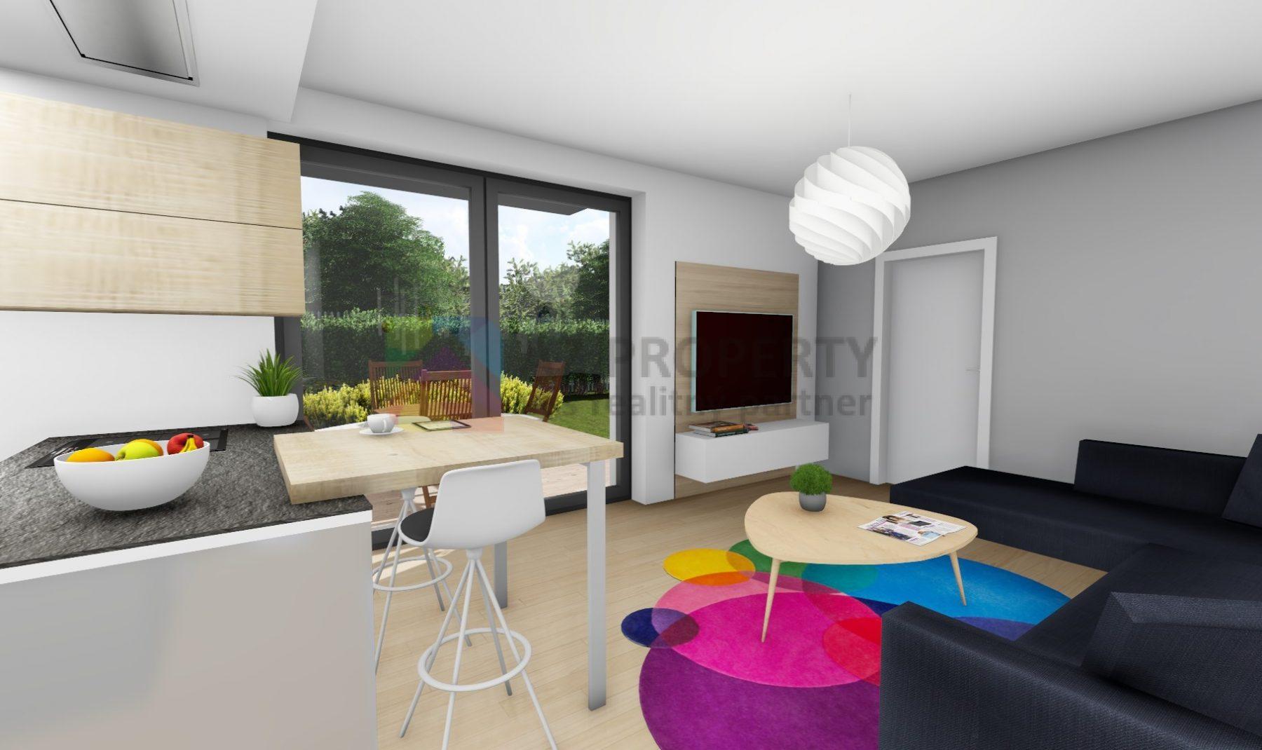 Predané! Nové byty v rezidenčnom komplexe Viladomy IN TOWN II - AZ ... c47b8d46423